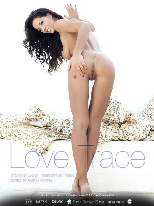 Angel - `Love Trace II` - by Erro for ERRO-ARCH MOVIES