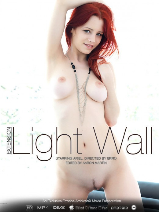 Ariel - `Light Wall II` - by Erro for ERRO-ARCH MOVIES