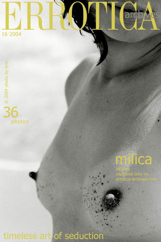 Milica - `Nipples` - by Erro for ERROTICA-ARCHIVES