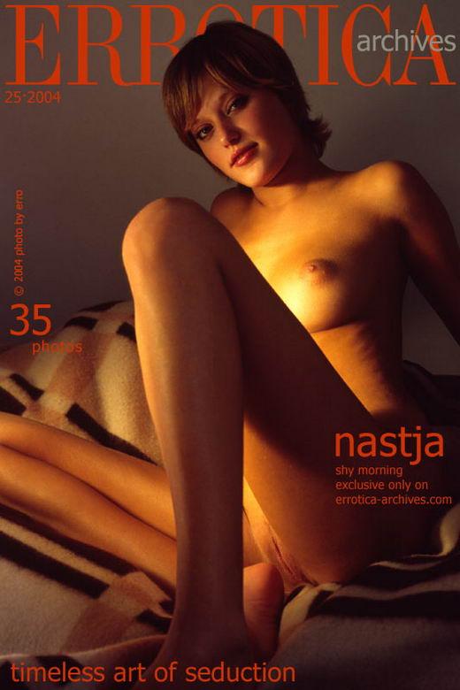Nastja in She Morning gallery from ERROTICA-ARCHIVES by Erro