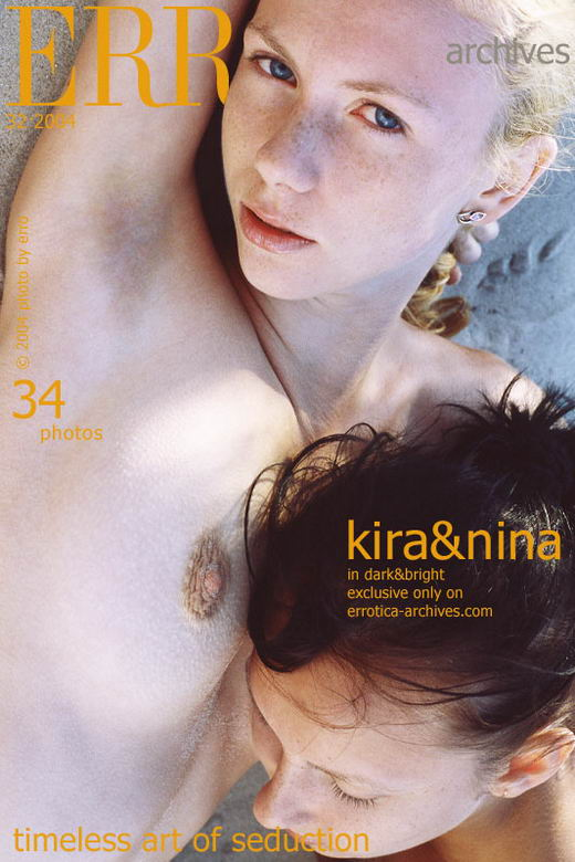 Kira & Nina in In Dark And Bright gallery from ERROTICA-ARCHIVES by Erro