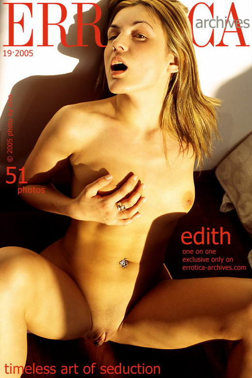 Edith - `One On One` - by Erro for ERROTICA-ARCHIVES