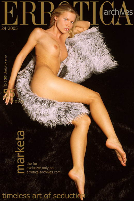 Marketa - `The Fur` - by Erro for ERROTICA-ARCHIVES