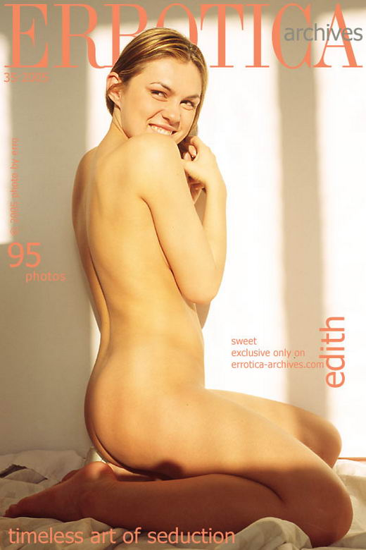 Edith in Sweet gallery from ERROTICA-ARCHIVES by Erro