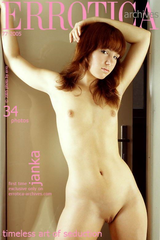 Janka in First Time gallery from ERROTICA-ARCHIVES by Erro
