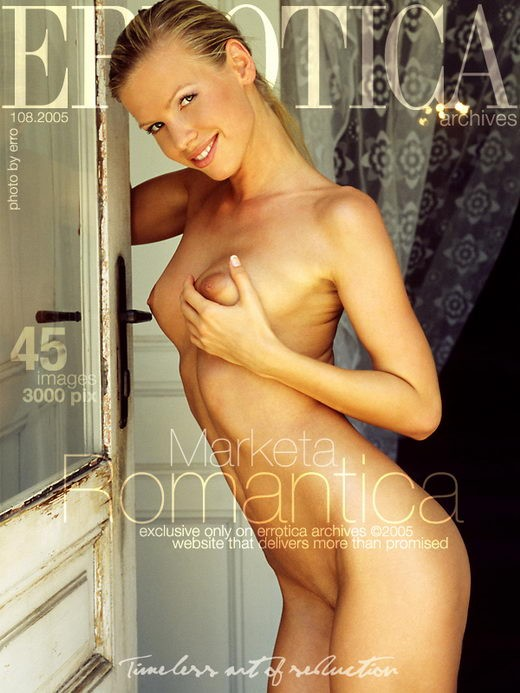 Marketa - `Romantica` - by Erro for ERROTICA-ARCHIVES
