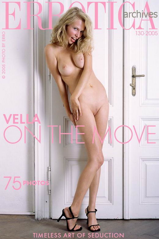Vella - `On The Move` - by Erro for ERROTICA-ARCHIVES