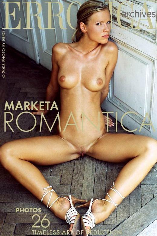 Marketa - `Romantica Addition` - by Erro for ERROTICA-ARCHIVES