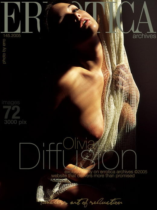 Olivia - `Diffusion` - by Erro for ERROTICA-ARCHIVES