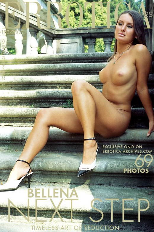 Bellena in Next Step gallery from ERROTICA-ARCHIVES by Erro