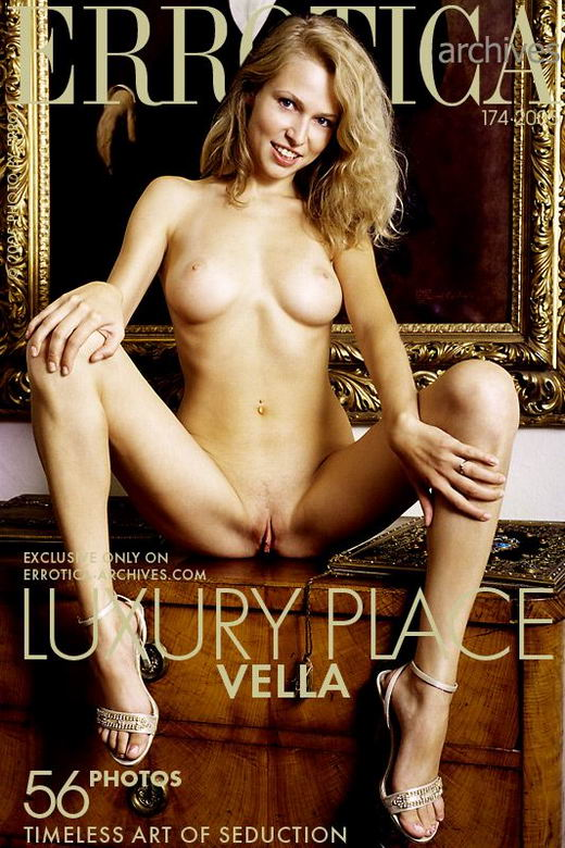 Vella - `Luxury Place` - by Erro for ERROTICA-ARCHIVES