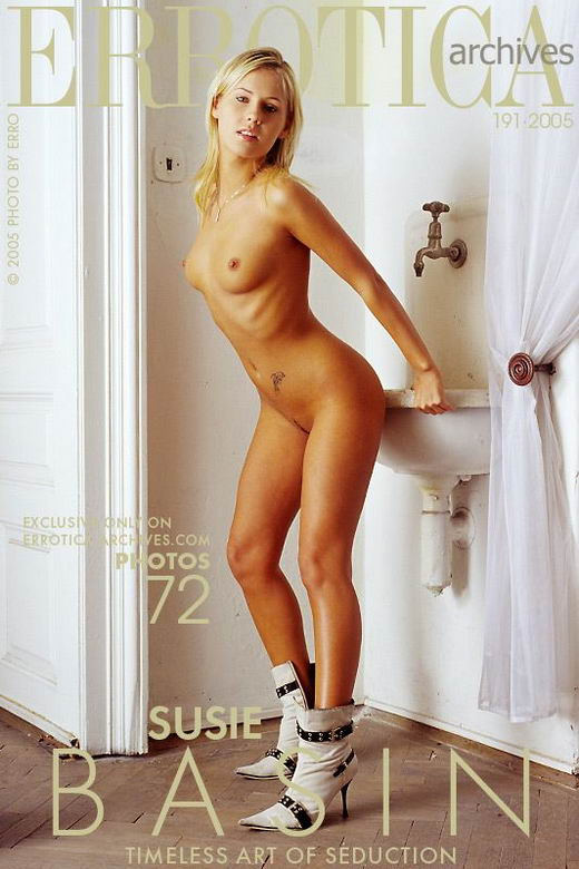 Susie in Basin gallery from ERROTICA-ARCHIVES by Erro