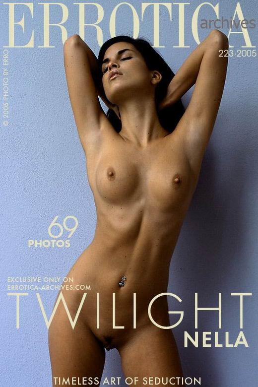 Nella in Twilight gallery from ERROTICA-ARCHIVES by Erro