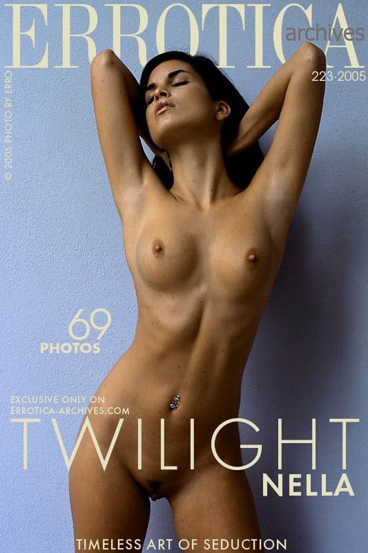 Nella - `Twilight` - by Erro for ERROTICA-ARCHIVES