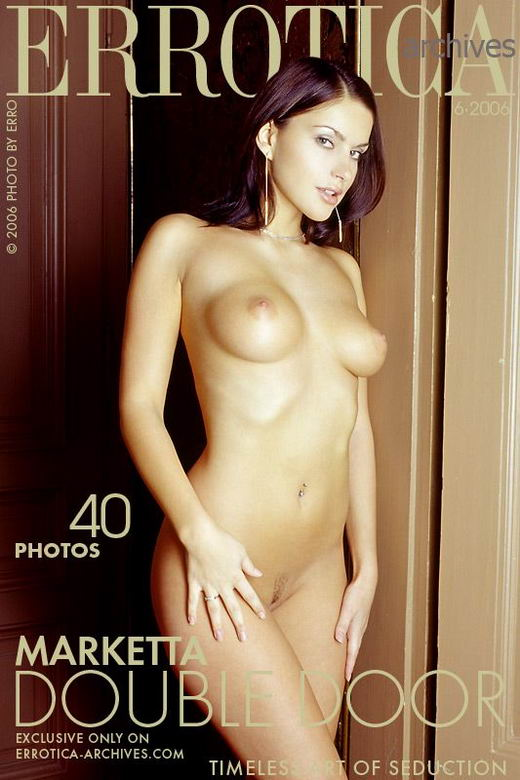 Marketta in Double Door gallery from ERROTICA-ARCHIVES by Erro