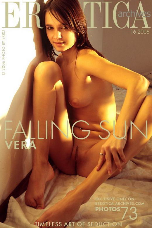 Vera - `Falling Sun` - by Erro for ERROTICA-ARCHIVES