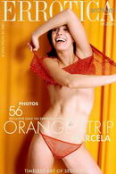 Marcela in Orange Strip gallery from ERROTICA-ARCHIVES by Erro