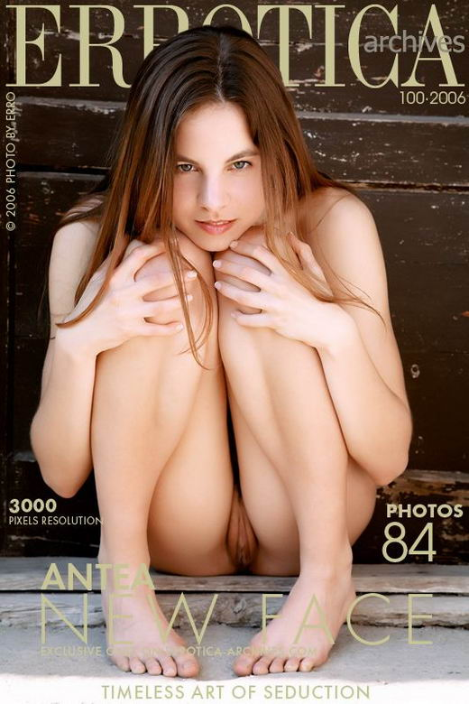 Antea - `New Face` - by Erro for ERROTICA-ARCHIVES