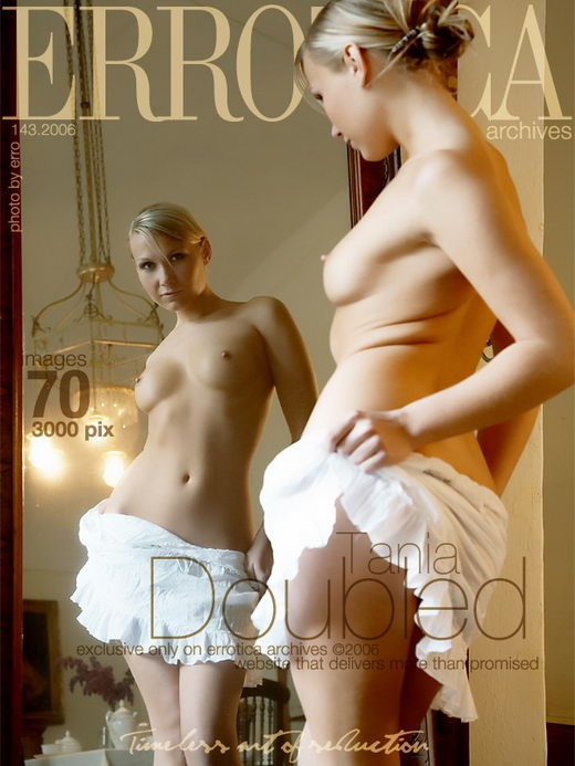 Tania - `Doubled` - by Erro for ERROTICA-ARCHIVES