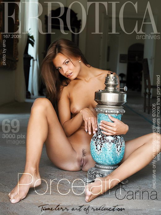 Carina - `Porcelain` - by Erro for ERROTICA-ARCHIVES