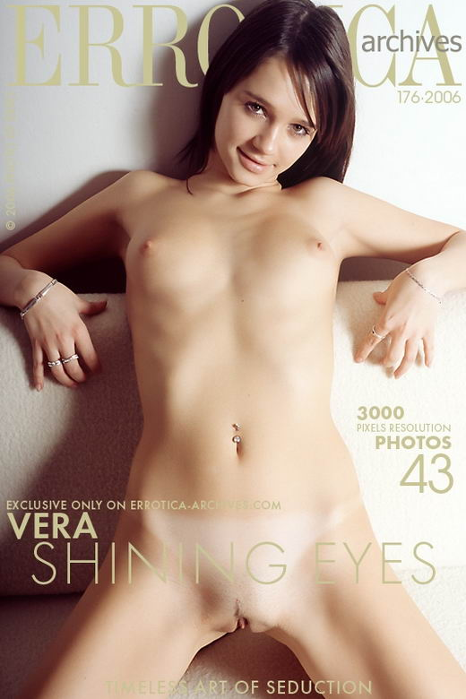 Vera - `Shining Eyes` - by Erro for ERROTICA-ARCHIVES