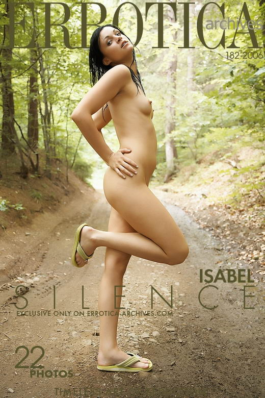 Isabel - `Silence` - by Erro for ERROTICA-ARCHIVES
