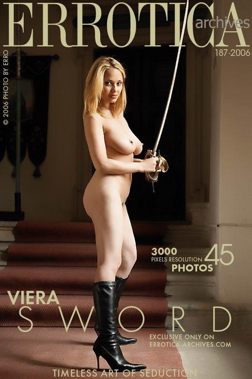 Viera - `Sword` - by Erro for ERROTICA-ARCHIVES
