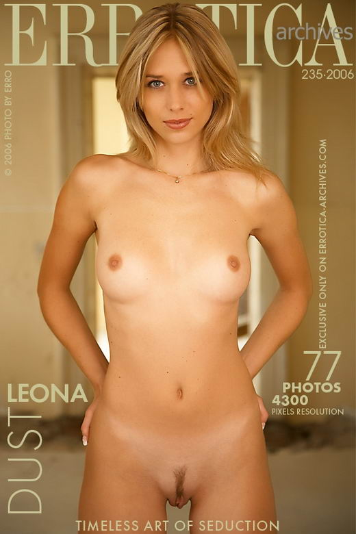 Leona - `Dust` - by Erro for ERROTICA-ARCHIVES