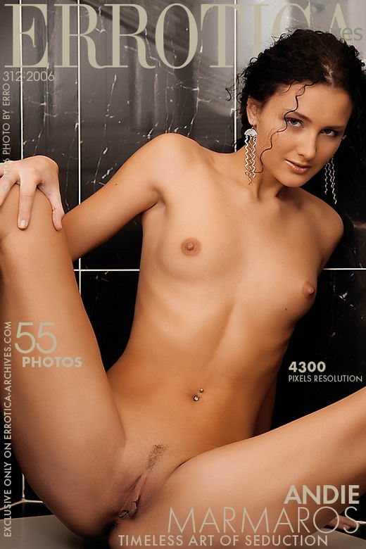 Andie - `Marmaros` - by Erro for ERROTICA-ARCHIVES