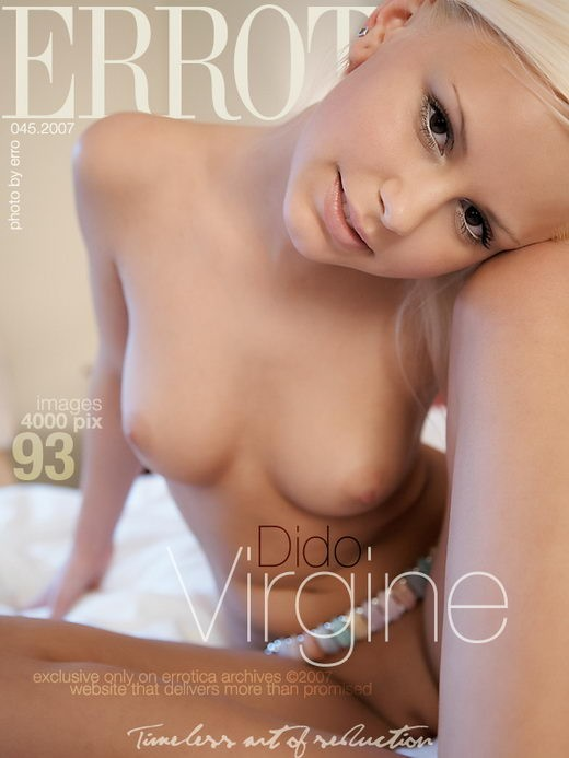 Dido - `Virgine` - by Erro for ERROTICA-ARCHIVES