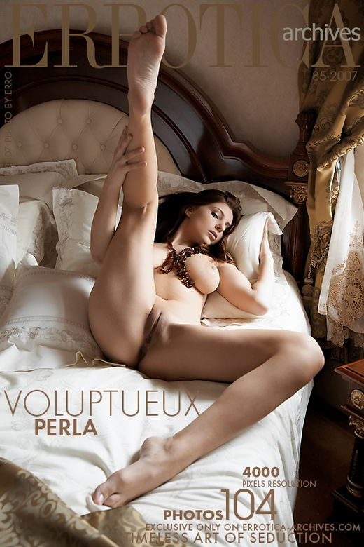 Perla - `Voluptueux` - by Erro for ERROTICA-ARCHIVES