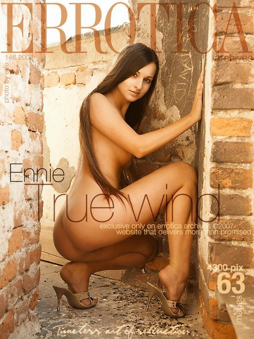 Ennie - `True Wind` - by Erro for ERROTICA-ARCHIVES