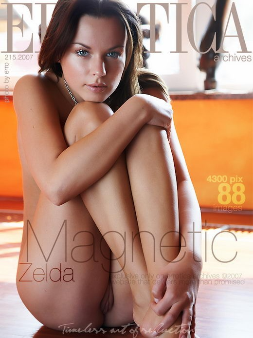 Zelda - `Magnetic` - by Erro for ERROTICA-ARCHIVES