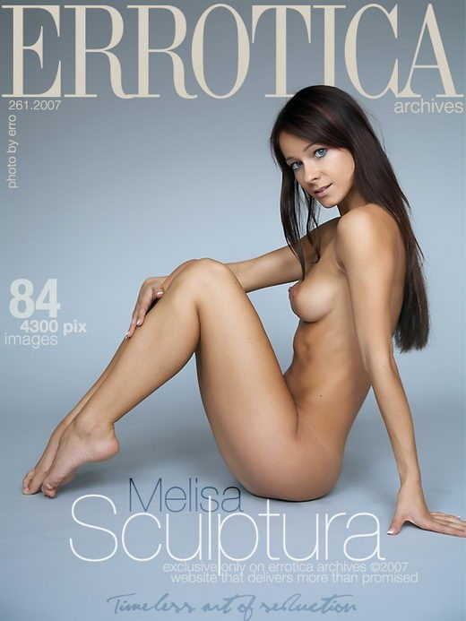 Melisa - `Sculptura` - by Erro for ERROTICA-ARCHIVES