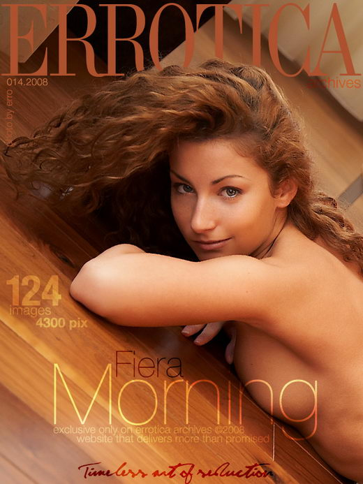 Fiera - `Morning` - by Erro for ERROTICA-ARCHIVES