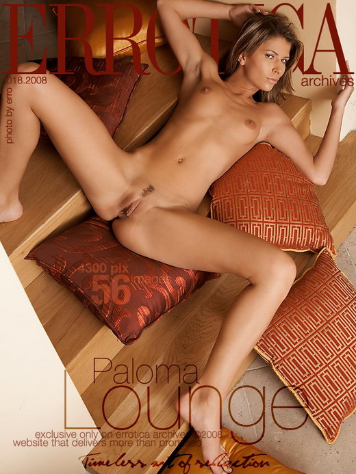 Paloma - `Lounge` - by Erro for ERROTICA-ARCHIVES