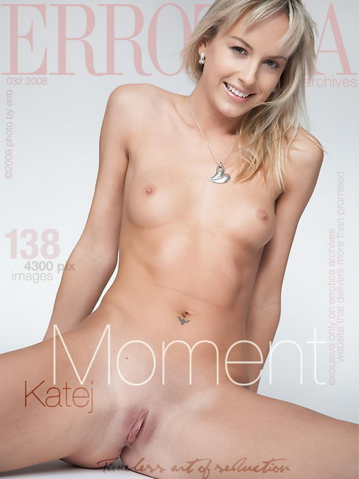 Katej - `Moment` - by Erro for ERROTICA-ARCHIVES