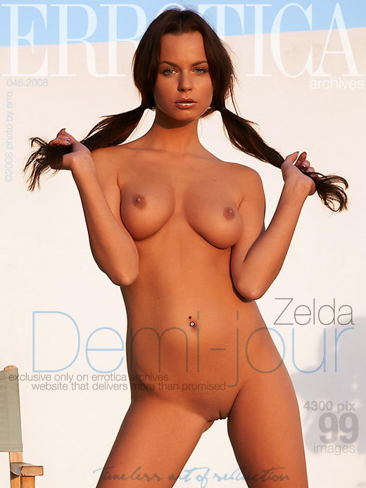 Zelda - `Demi-Jour` - by Erro for ERROTICA-ARCHIVES