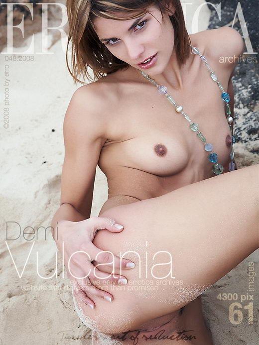 Demi - `Vulcania` - by Erro for ERROTICA-ARCHIVES
