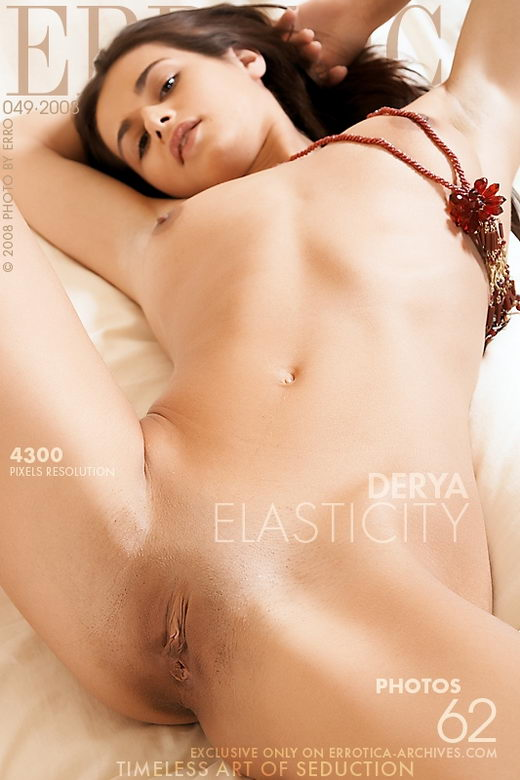 Derya - `Elasticity` - by Erro for ERROTICA-ARCHIVES