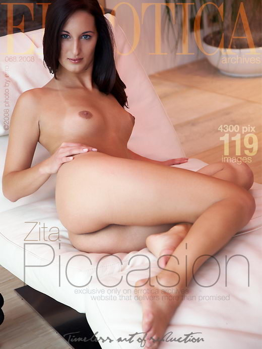 Zita - `Piccasion` - by Erro for ERROTICA-ARCHIVES