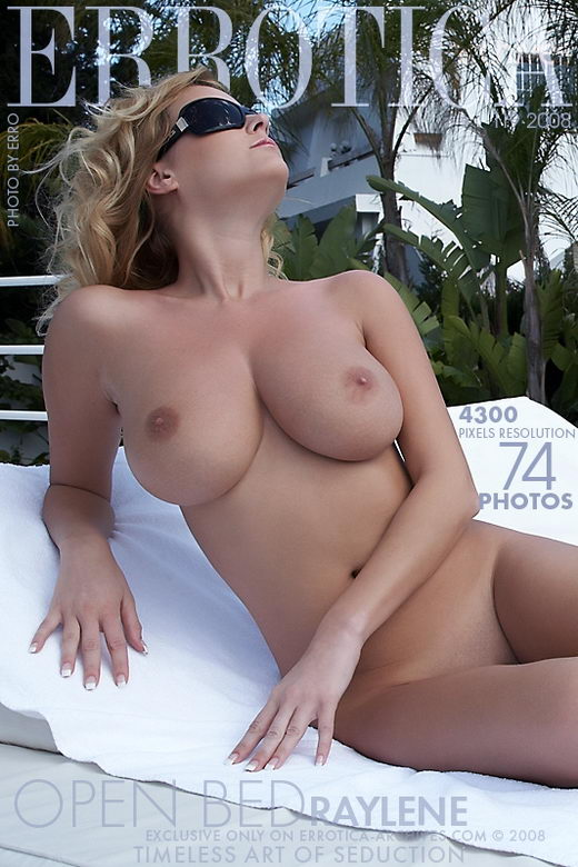 Raylene in Open Bed gallery from ERROTICA-ARCHIVES by Erro