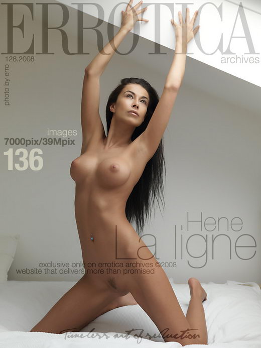 Hene - `La Ligne` - by Erro for ERROTICA-ARCHIVES