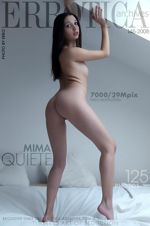 Mima - `Quiete` - by Erro for ERROTICA-ARCHIVES