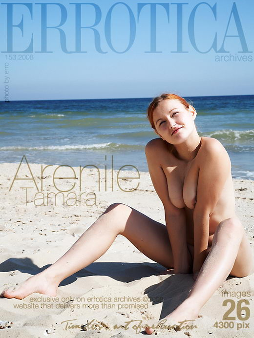 Tamara - `Arenile` - by Erro for ERROTICA-ARCHIVES