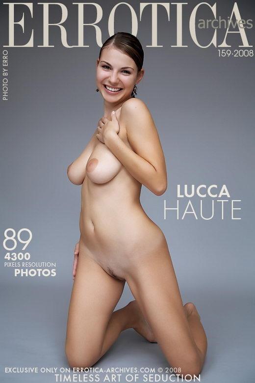 Lucca - `Haute` - by Erro for ERROTICA-ARCHIVES