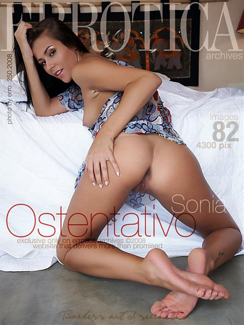 Sonia - `Ostentativo` - by Erro for ERROTICA-ARCHIVES