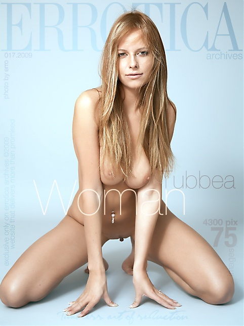 Tubbea - `Woman` - by Erro for ERROTICA-ARCHIVES