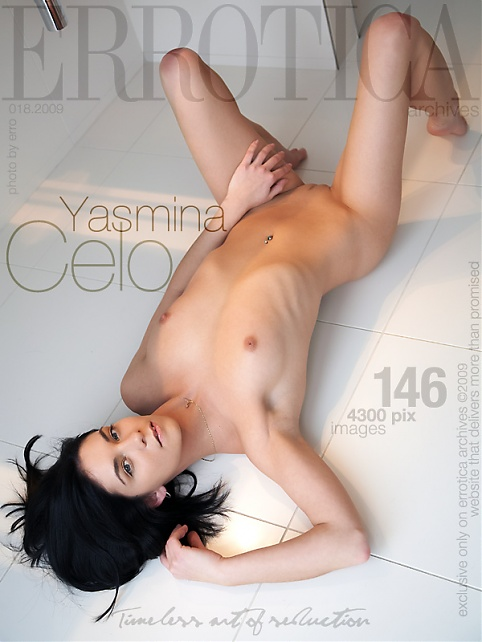Yasmina - `Celo` - by Erro for ERROTICA-ARCHIVES