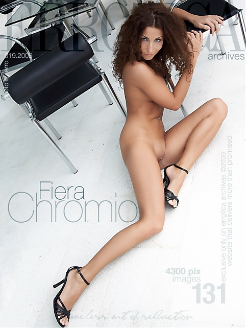 Fiera - `Chromio` - by Erro for ERROTICA-ARCHIVES